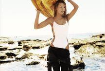 Garotas surfistas