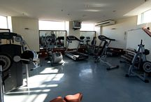 Gimnasio / Gym. Hotel Saratoga / Gym: Located on the roof terrace and near the swimming pool, with state-of-the-art equipment and a certified trainer. Gym workouts are free of charge for hotel guests. Open daily from 08:00 to 21:00 hrs. Gimnasio: Se ubica en la terraza del hotel junto a la piscina, cuenta con moderno equipamiento y la asesoría de un entrenador calificado. Se mantiene abierto de 08:00 a 21:00 hrs. Servicio incluido para los huéspedes del hotel.  #Cuba #Havana #Hotel