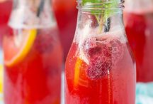 Напитки, лимонады