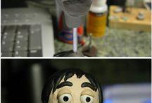 Animation, cartoon, stopmotion etc.