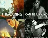 heroes of olympus;-)