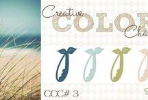 SPD Creative Color Challenges