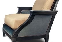 Our Classic Lounge Chairs / From our standard line, these are our best of the best