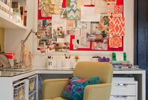 studio spaces / by Katie Schwarz Design