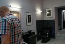 Fryzjer Warszawa Wspólna 54 A / Zdjęcia salonu fryzjerskiego