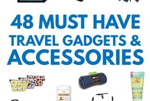Ultimate Travel Accessories and Packing Tips / learn how to be a better #nomad #packing #tips #backpacker #budget #travel #technology #ontheroad