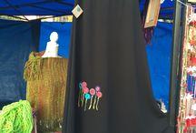 Faldas fieltradas / Fieltradas a mano por #ateliermanosalaobra