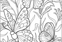 COLORING PAGES--MISC. / by Freida Fulton