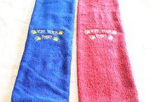 Pet Paw Towels