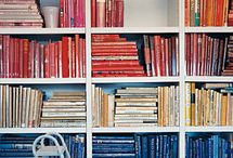 books arrangements