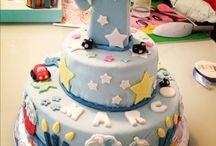 Mie creazioni / Allestimenti e torte di compleanno
