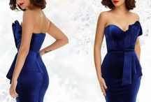 Exclusively online party dresses