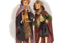 /Fantasy books