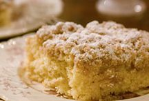 Cakes ,Pies, Cheese & Coffee Cakes / by Deedee Glaser