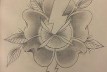 Made drawings