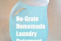 Homemade cleaning products / by Kristen Stoltzfus