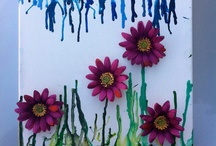 Crayon Art / by Susie Eames