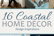 Coastal Home Decor