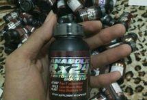 Obat Kuat Pria Anabolic Rx24 Testosterone Booster