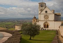 ASSISI / Assisi is permeated with the memory of Saint Francis and Giotto; both definitely changed the way of conceiving faith and painting.
