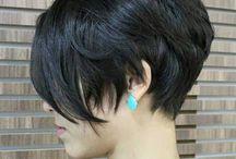 Kısa Saç Kesimleri