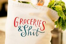 Grocery Bag Craft Night / by Jennifer Wyant