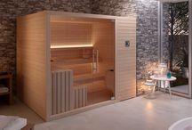 Salle spa-sauna - sdb