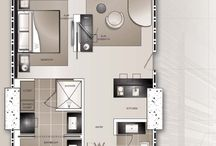 Hotel Rooms Layout
