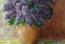 My painting / Festményeim