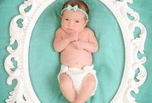 Girly newborn photos / by Courtney Lou