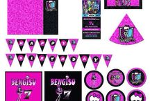 Monster high party / Digital files