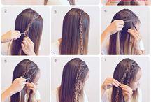 günlük saç yapımı