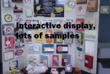 Display Ideas for Vendor Tables