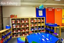 Classroom Library / by Fabulous in FIrst