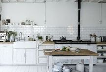 Kitchen&Dining |Home inspiration / kitchen&Dining interior, appliance, idea