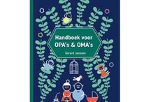 Snors book: 'Handboek voor opa's en oma's' / Here you'll find pictures of one of Snors newest books: 'Handboek voor opa's en oma's'. Written by Gerard Janssen. Illustrations by Maartje Kuiper