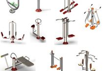 DOAPARK - OUTDOOR FITNESS EQUIPMENTS / OUTDOOR FITNESS EQUIPMENTS