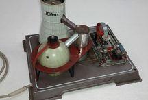 vapeur et autres moteurs