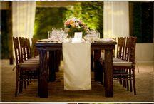 Inspiration: wedding details / by Kristin Stefanou