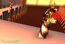 Technologia 3D dla florystów / Technologia 3D dla florystów