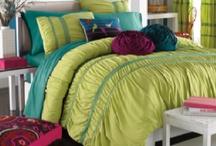 bedroom ideas / by Jennifer Verjinski-Jarrett