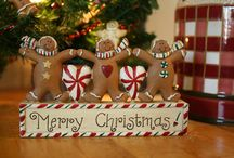 Christmas Gingerbread / All things gingerbread / by Sunny Simple Life - Little Garden and coop in the big city