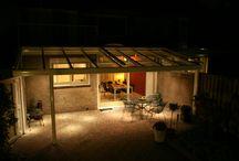 Pallazzo veranda's, Renson outdoor en Solarlux vouwwanden / veranda's lichtstraten en serres's gemaakt door Denkit ramen en deuren bv.
