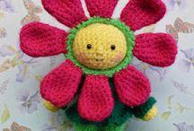 Crochet Animals for Belynda