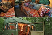 Refurbishing a Van / Ideas for my future dream camper to take on long roadtrips.