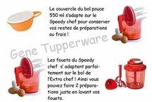 Tupperware astuce