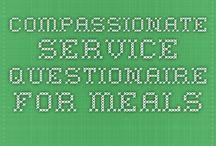 Compassionate service