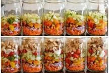 i love salad !