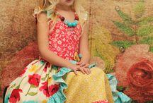 Flower dress / Sunflower