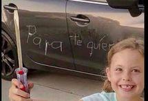 Papas e hijos